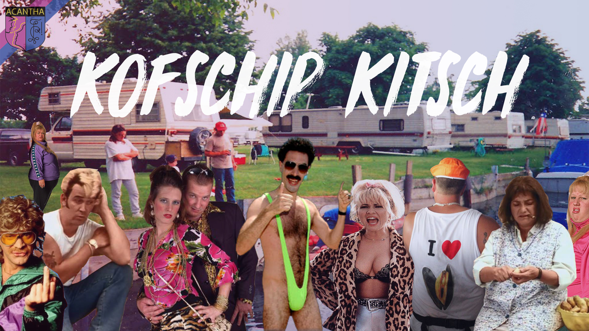 Acantha's Après-blok: Kofschip Kitsch