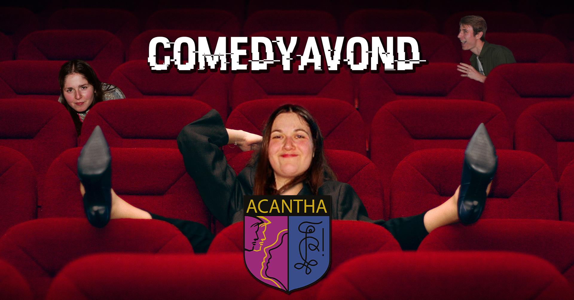 Comedyavond Online Discord