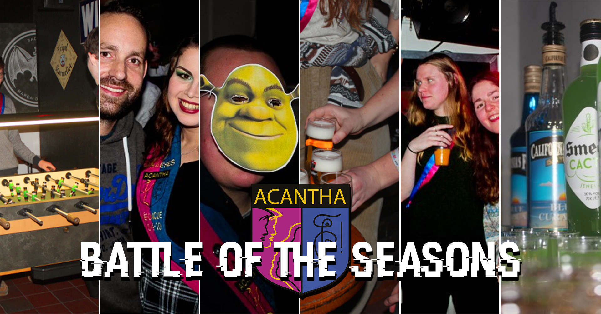Battle of the Seasons Acantha event
