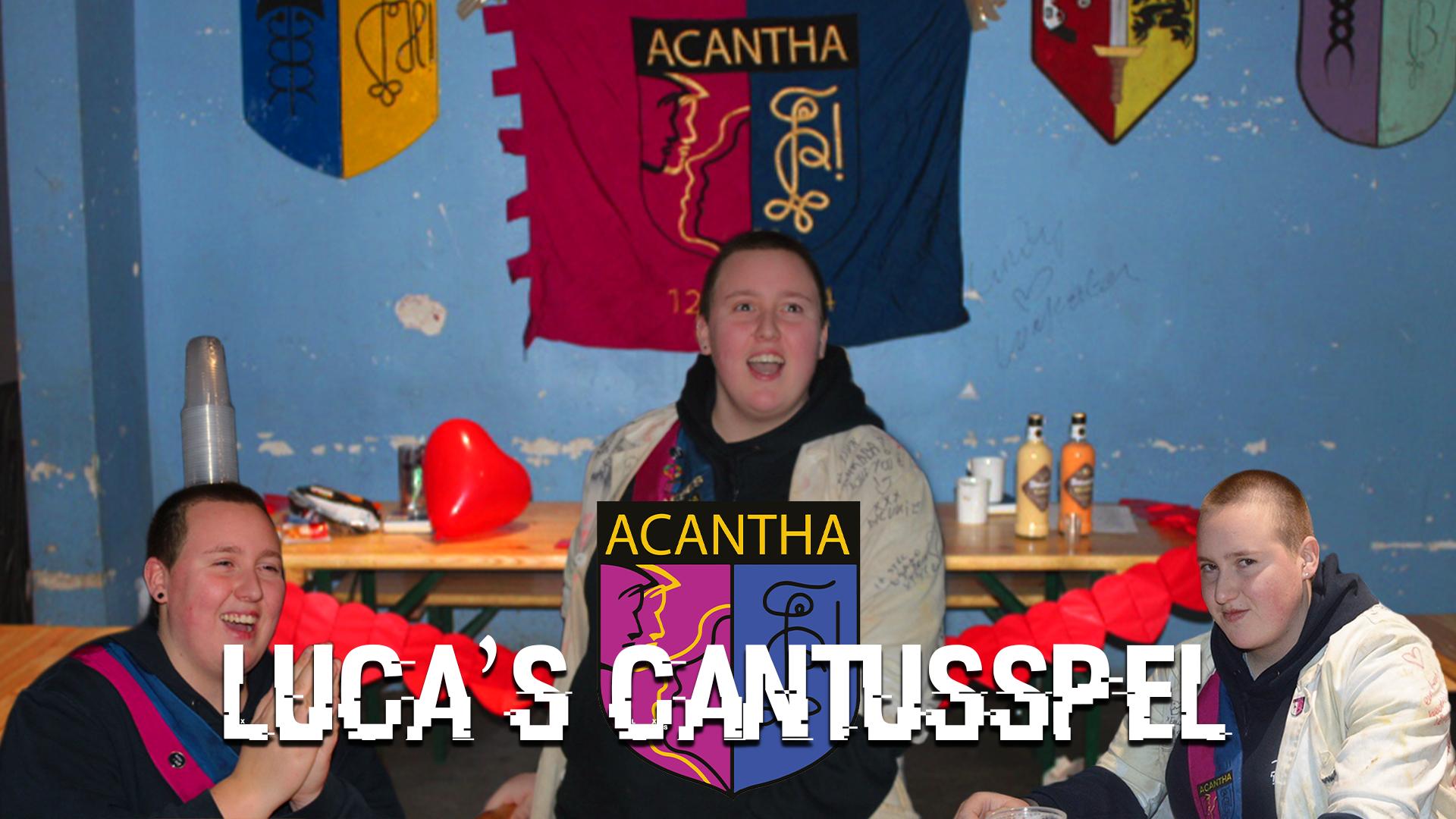 Cantusspel Acantha Online