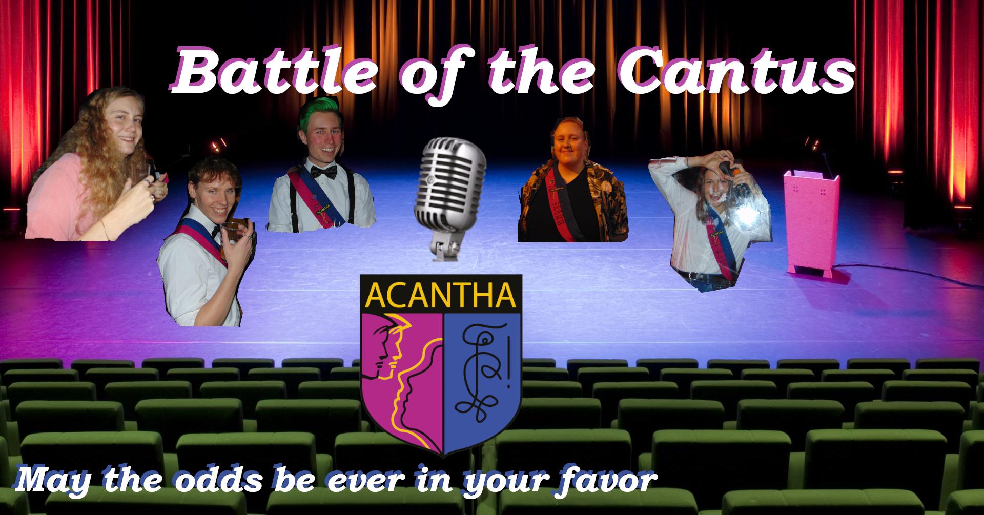 Battle of the Cantus Jaar 18